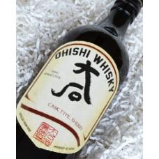Ohishi Single Sherry Cask