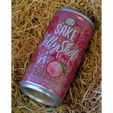 Ozeki Sparkling Peach Jelly Shot