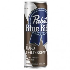 Pabst Blue Ribbon Hard Cold Brew 4 Pack