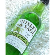 Paisley and Sage Sour Apple Liqueur