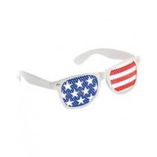 Patriotic American Flag Glasses