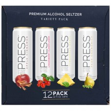Press Hard Seltzer Variety 12 Pack No. 2