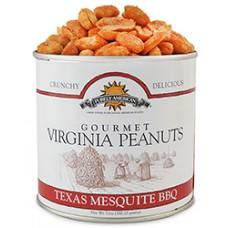 Purely American Gourmet Virginia Peanuts Texas Mesquite BBQ