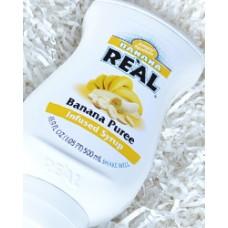 Banana Real Banana Puree Infused Syrup