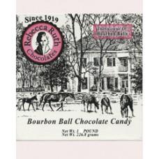 Kentucky Derby Edibles - Rebecca Ruth Chocolate Bourbon Balls 1 lb