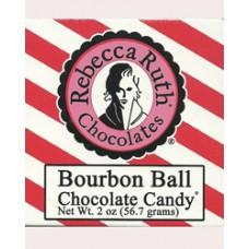 Kentucky Derby Edibles - Rebecca Ruth Chocolate Bourbon Balls 4 pc