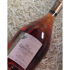 Rene Geoffroy Rose De Saignee Brut Champagne NV