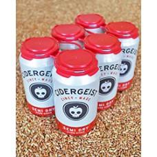 Rhinegeist Cidergeist Semi-Dry Hard Cider
