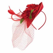 Kentucky Derby Wearable-Rose Headband