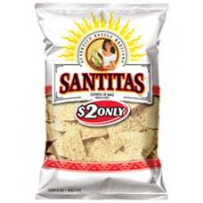 Santitas White Corn Tortilla Chips