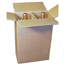 Pack For Shipping 1.5L - 2 Bottle Box