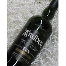 Ardbeg Single Malt Scotch 10 yr.