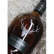 Dalmore Single Malt Scotch 15 yr.