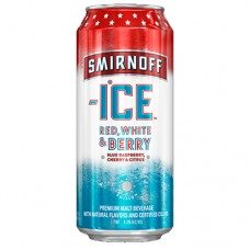 Smirnoff Ice Red, White, and Berry 12 Pack