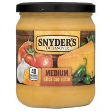 Snyder's of Hanover Salsa Con Queso Medium