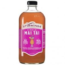 Stirrings Simple Mai Tai 750 ml