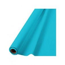Caribbean Blue Table Roll 100 Feet