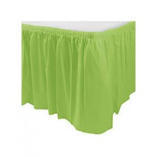 Kiwi Table Skirt