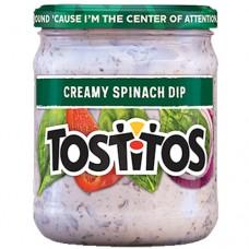 Tostitos Creamy Spinach Dip 15 oz.
