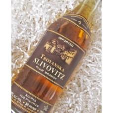 Troyanska Slivovitz Plum Brandy 4 yr.