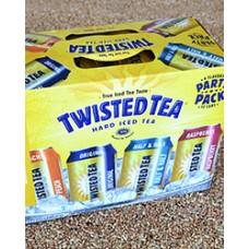Twisted Tea Hard Iced Tea Party Pack