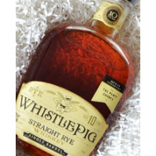 Whistle Pig Straight Rye Whiskey 10 yr. TPS Private Barrel