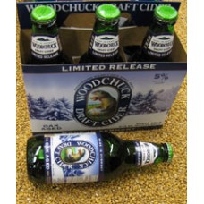 Woodchuck Draft Cider Limited Release Oak Aged