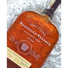 Woodford Reserve Bourbon It's A Girl Engraved