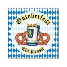 Oktoberfest Beverage Napkins