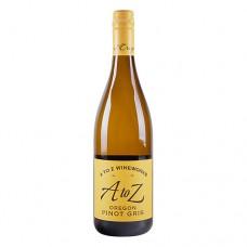 A To Z Oregon Pinot Gris 2019