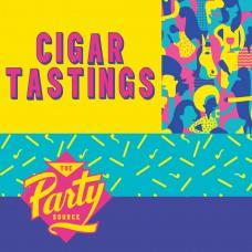 Cigar Tastings