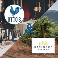 Stringer Cellars Wine Dinner at Otto's 05.12.2021