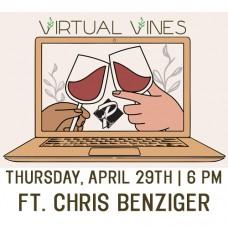 Virtual Vines Tasting 04.29.2021