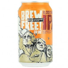 21st Amendment Brew Free or Die Blood Orange IPA 6 Pack