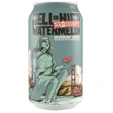 21st Amendment Hell Or High Watermelon Beer 12 Pack