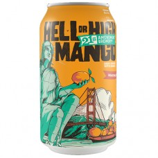 21st Amendment Hell Or High Mango Beer 12 Pack