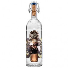 360 Double Chocolate Vodka 1 L