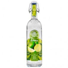360 Lime Flavored Vodka 1 L