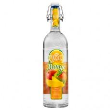 360 Mango Vodka 1 L