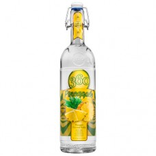 360 Pineapple Vodka 1 L