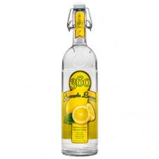 360 Sorrento Lemon Vodka 1 L