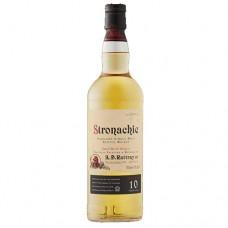 A.D. Rattray Stronachie Single Malt Scotch 10 yr.