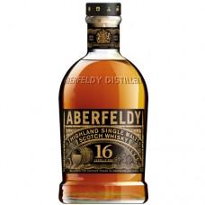 Aberfeldy Single Malt Scotch 16 yr.