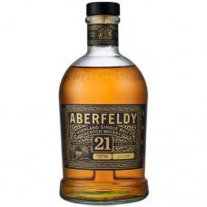 Aberfeldy Single Malt Scotch 21 yr.