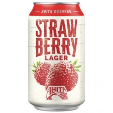 Abita Strawberry Lager 12 Pack