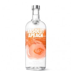 Absolut Apeach Vodka 1 L