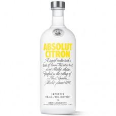 Absolut Citron Vodka 1.75 L