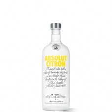 Absolut Citron Vodka 375 ml