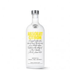 Absolut Citron Vodka 750 ml