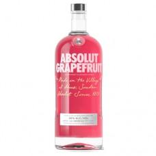 Absolut Grapefruit Vodka 1.75 L